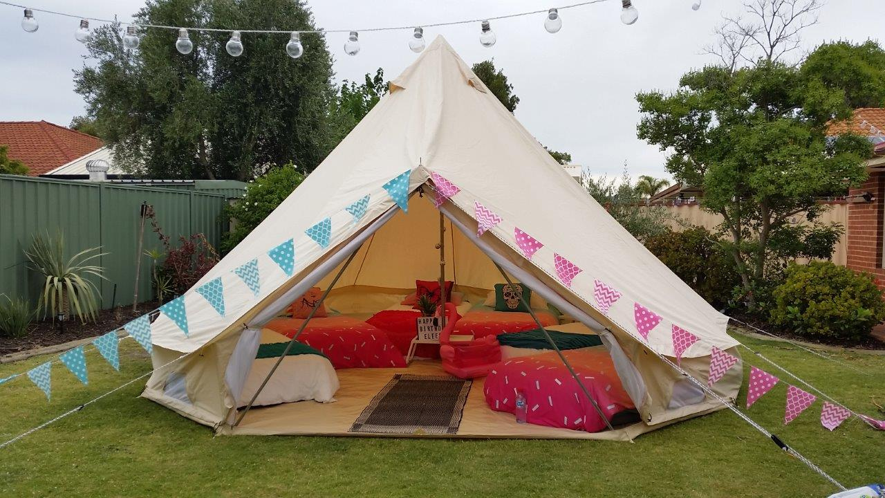 the best attitude ba011 0a1aa Children's Sleepover Cabana now available from Cool Cabanas
